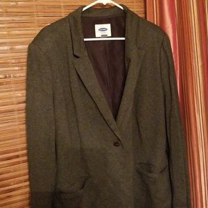 Old Navy casual blazer